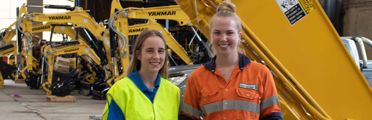 Inspiring Women to Take on Trades