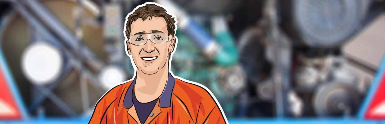 Hydraulic Technician Uncovers Fluid Career Path