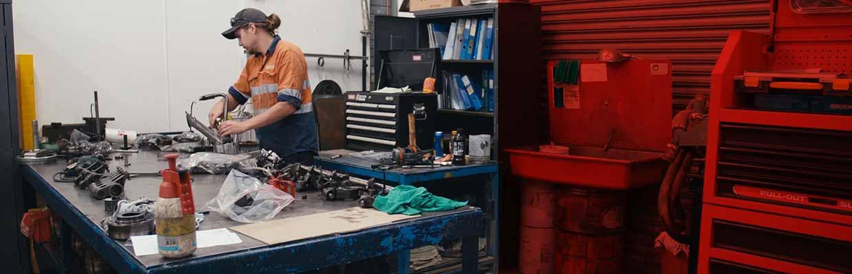 Your Trade Career: Heavy Vehicle Mechanic Apprenticeship