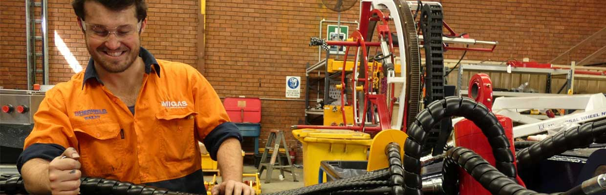 Applications flood in for local employer Hedweld