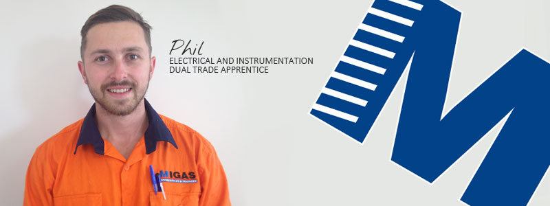 Dual Trade Electrical Instrumentation Apprenticeships - Phil