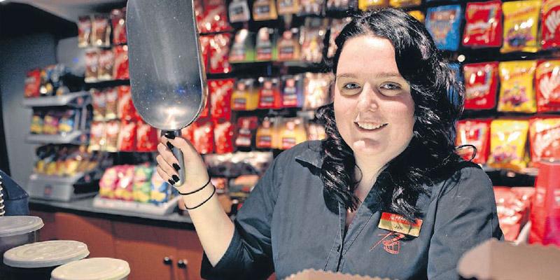 Jade Ernst, Retail Traineeship Hunter Valley