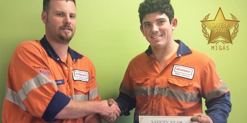 Ben, Diesel Fitting Apprenticeship Brisbane
