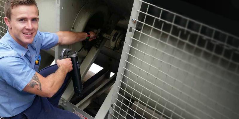 Lee Bronkhorst, Air-conditioning and Refrigeration Apprenticeship WA
